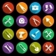 Tools Icon Set - GraphicRiver Item for Sale