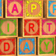 Happy BirthDay Cubic V01 - VideoHive Item for Sale