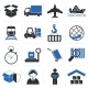 Logistic Service Icons - GraphicRiver Item for Sale