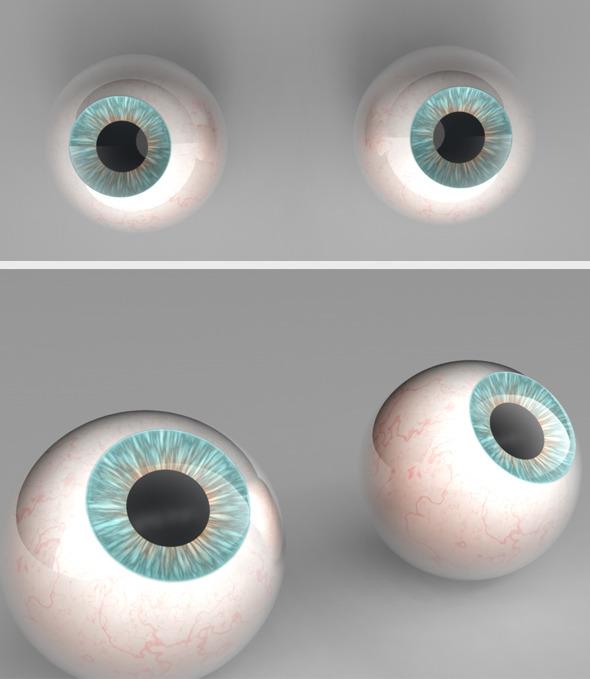 3DOcean 3D EYE 7497612
