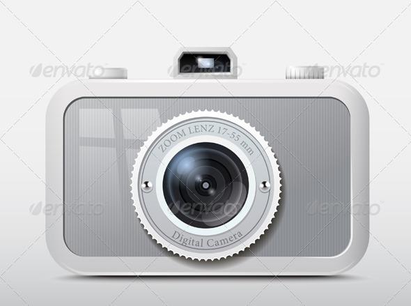 GraphicRiver Camera Icon 7498958