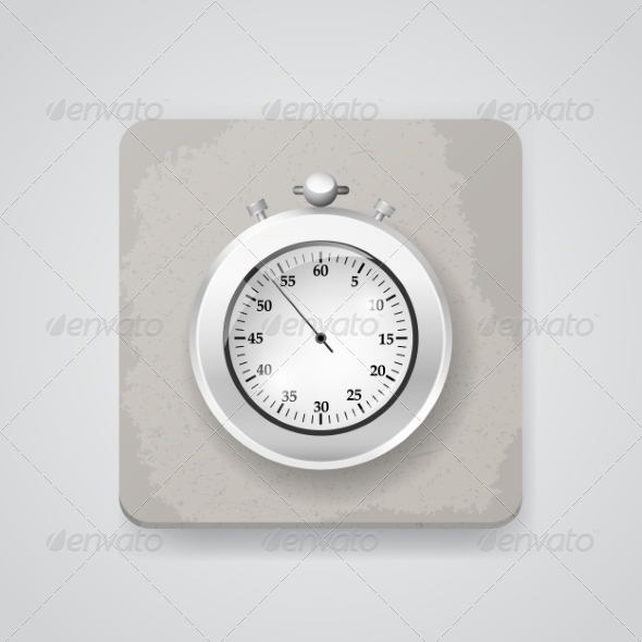 GraphicRiver Stop Watch 7499116