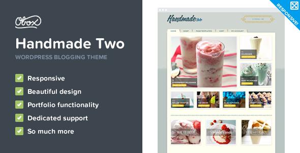 Handmade Two - eCommerce WordPress Theme - WooCommerce eCommerce