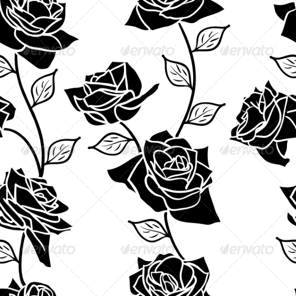 GraphicRiver Floral Pattern 7499285