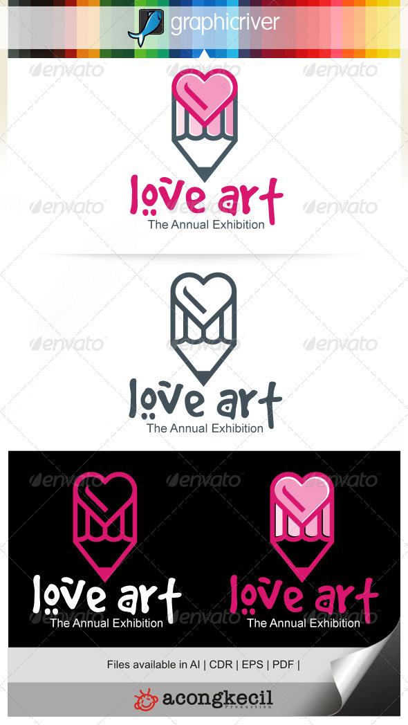 GraphicRiver Love Art 7499313