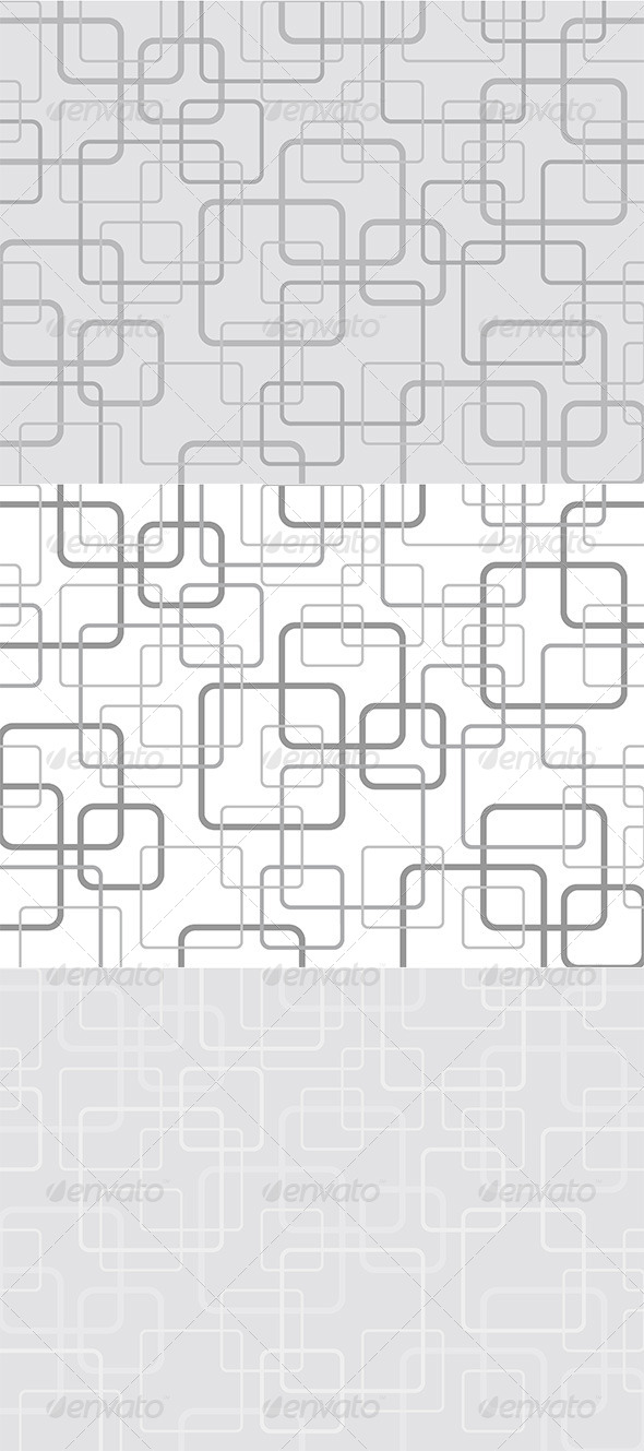 GraphicRiver Rounded Rectangles Background 7499654