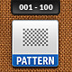 100 Mini Pattern Collection  - GraphicRiver Item for Sale