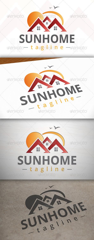 Sun Home Logo
