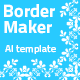 Border Maker Template - GraphicRiver Item for Sale