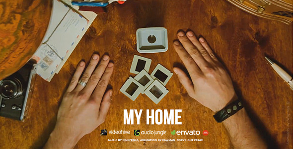 VideoHive My Home 7500040