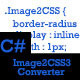 Any Image To CSS3 Converter