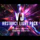 VJ  Abstract Light Pack - VideoHive Item for Sale