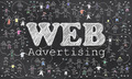 Web Advertising on Blackboard - PhotoDune Item for Sale