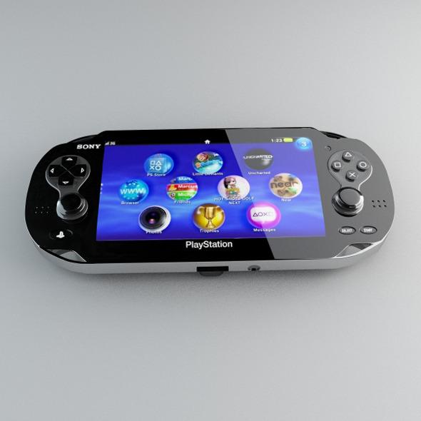 3DOcean Sony NGP 7502178