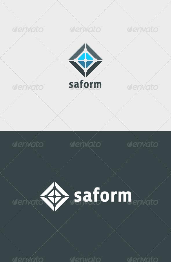 GraphicRiver Saform Logo 7504117