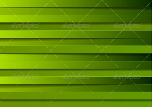 GraphicRiver Green Stripes Design 7504182