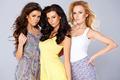 Beautiful seductive trio of young women - PhotoDune Item for Sale