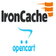 Opencart with IronCache
