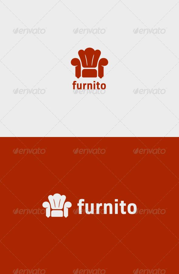 GraphicRiver Furniture Logo 7505754