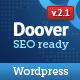 Doover Premium WordPress Theme - ThemeForest Item for Sale