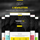 SQA E-newsletters - GraphicRiver Item for Sale
