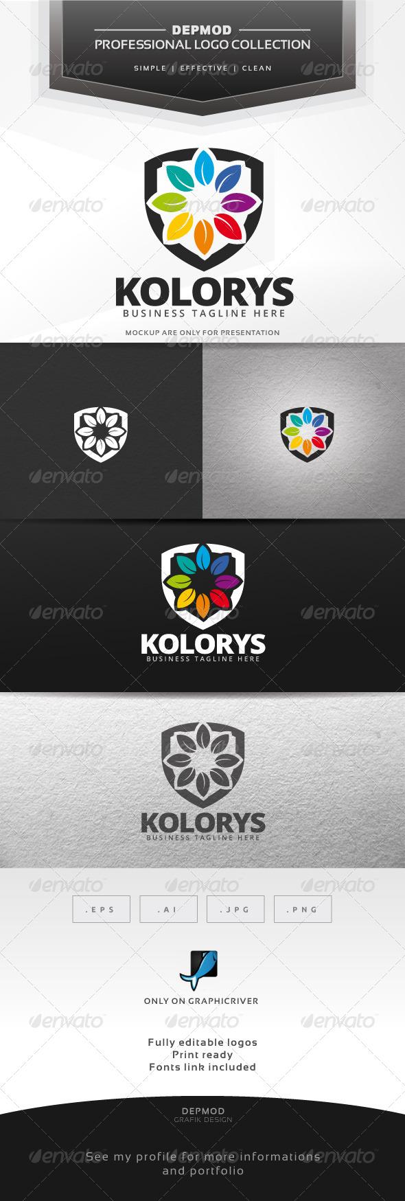 GraphicRiver Kolorys Logo 7506607