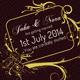 Wedding Invitation Card - GraphicRiver Item for Sale