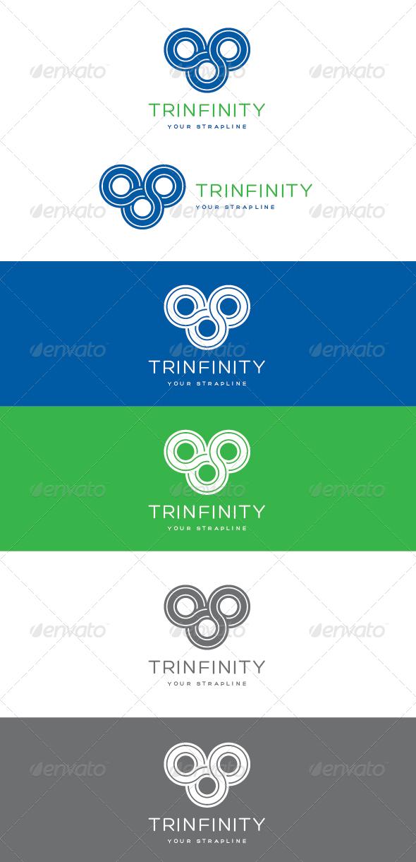 GraphicRiver Trinfinity Logo 7507258
