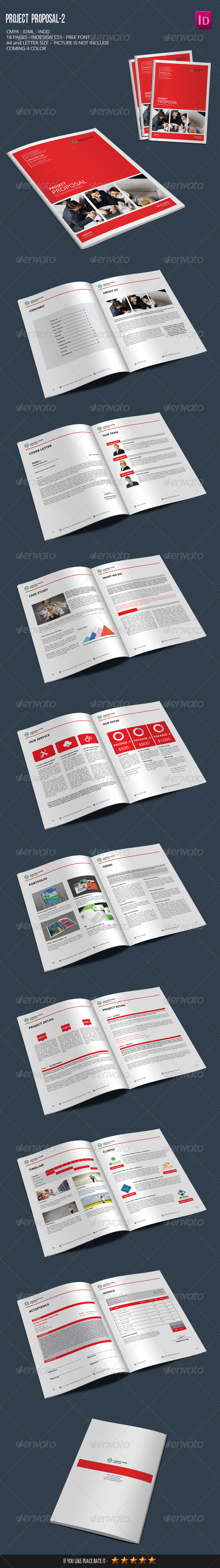 GraphicRiver Project Proposal-2 7507514