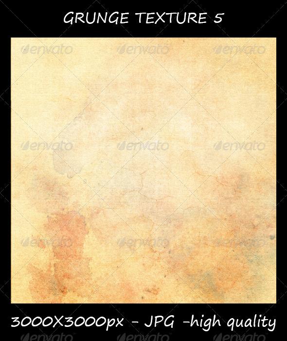 GraphicRiver Grunge Texture 5 7508025