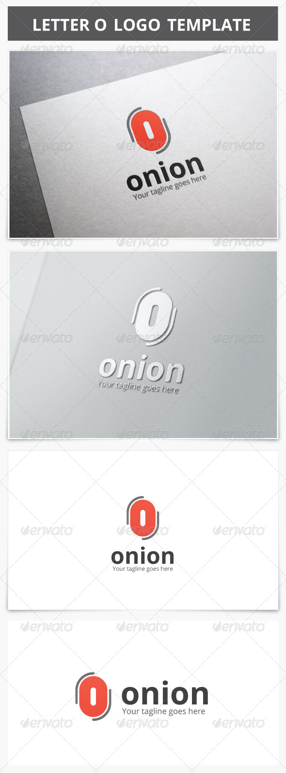 GraphicRiver Letter O Logo 7508240