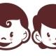 Cute Little Kids Logo - GraphicRiver Item for Sale