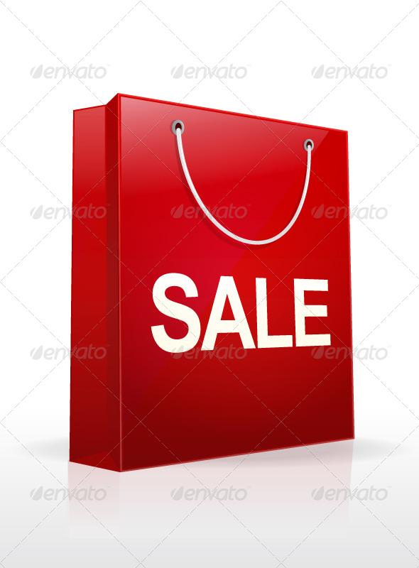 GraphicRiver Shopping Bag 7509109