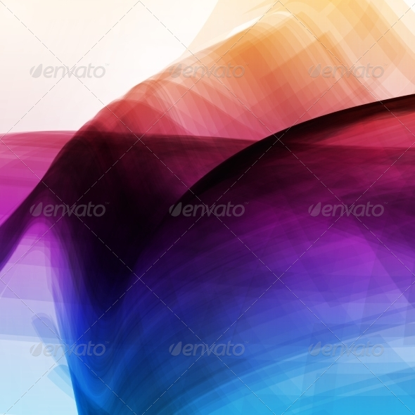 GraphicRiver Colourful Abstract Background 7509614
