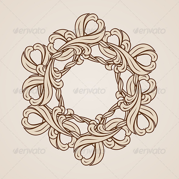 GraphicRiver Floral Pattern 7510325
