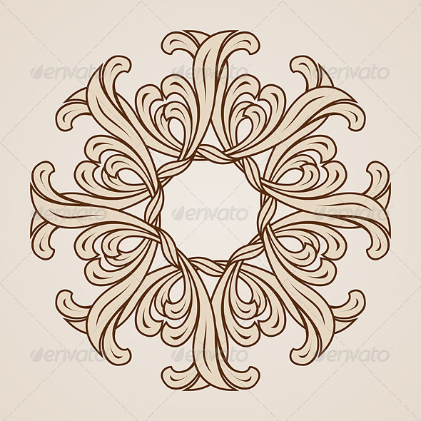 GraphicRiver Floral Pattern 7510341