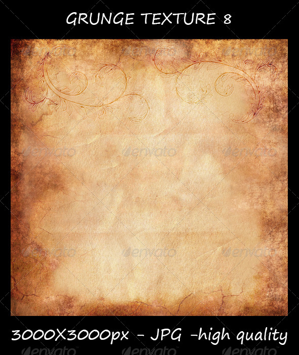GraphicRiver Grunge Texture 8 7510342