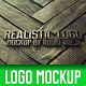 Realistic Logo Mockup Vol.3 - GraphicRiver Item for Sale