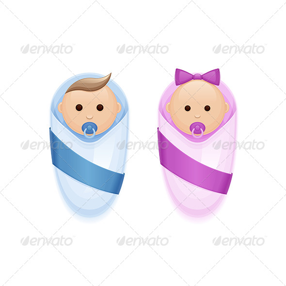 GraphicRiver Babies 7510489
