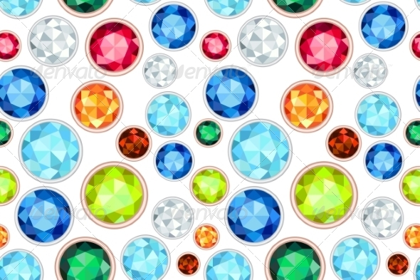 GraphicRiver Coloured Colour Seamless Pattern 7510766
