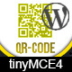 QRcode wizard TinyMCE 4 for WP
