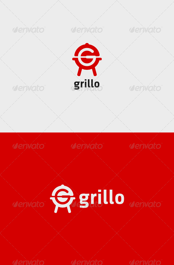 GraphicRiver Grillo Logo 7511643