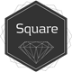 Square - Responsive Admin App with AngularJS