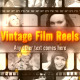 Vintage Film Reels - VideoHive Item for Sale