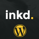 Inkd. Tattoo Studio One-Page Wordpress Theme - ThemeForest Item for Sale