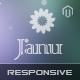 Janu – Responsive Multipurpose Magento Theme (Shopping) Download