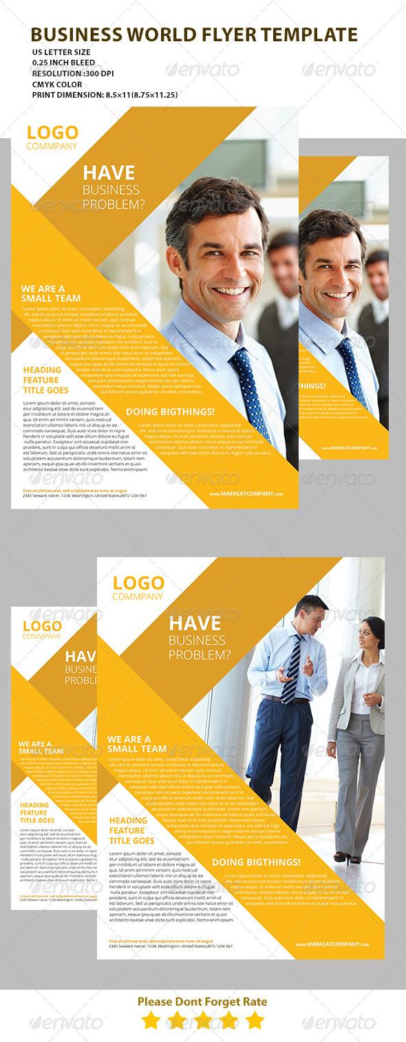 GraphicRiver Modern Creative Flyer 4 7512972