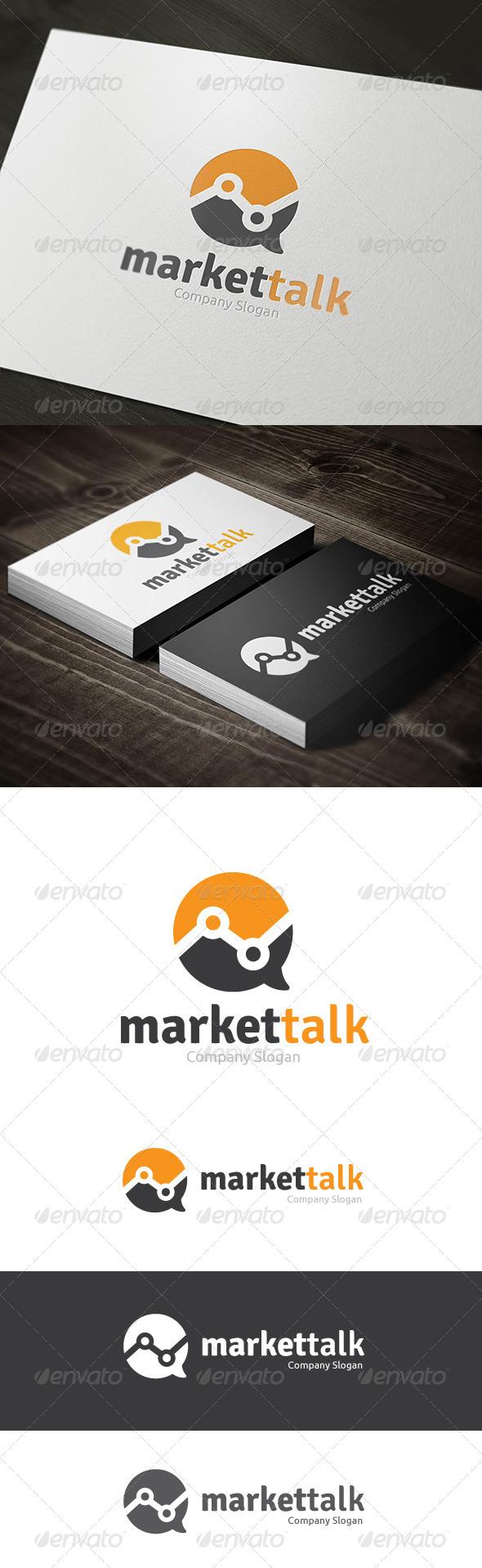 GraphicRiver Market Talk 7513083