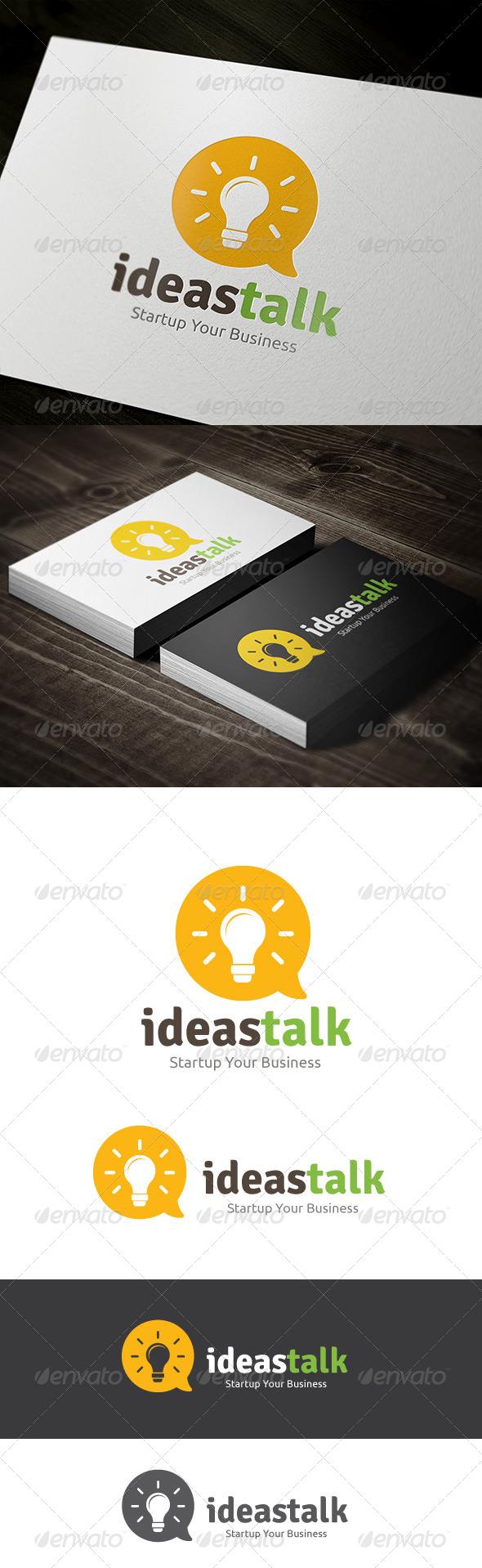 GraphicRiver Ideas Talk 7513191