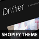 Drifter - A Shopify Theme - ThemeForest Item for Sale